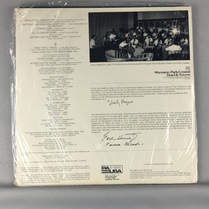 Pete Petersen & The Collection Jazz Orch ‎– Playin' In The Park - OP Used Sealed LP - M\VG+