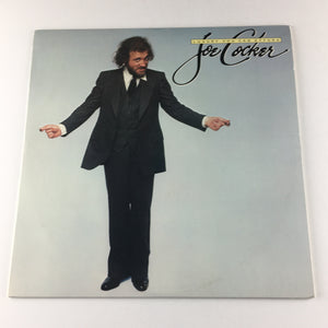 Joe Cocker Luxury You Can Afford Used Vinyl LP VG+ 6E 145