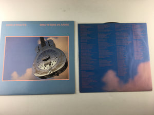 Dire Straits Brothers In Arms Used Vinyl LP VG+ W1-25264, 1-25264