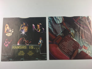 Kansas Two For The Show Used Vinyl 2LP VG PZ2 35660