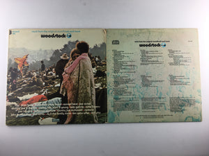 Woodstock - Music From The OST And More Used Vinyl 3LP VG+ SD 3-500