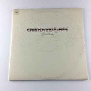 Earth, Wind & Fire Gratitude Used Vinyl 2LP VG PG 33694