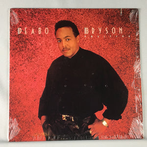 Peabo Bryson ‎– Positive - Orig Press New Sealed LP M\VG+ 60753-1