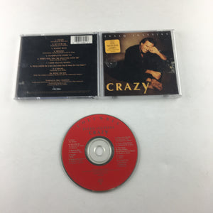 Julio Iglesias Crazy Used CD VG+\VG CK 57584