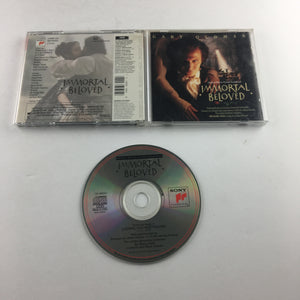 Beethoven Immortal Beloved Used CD VG SK 66 301, SK 66301