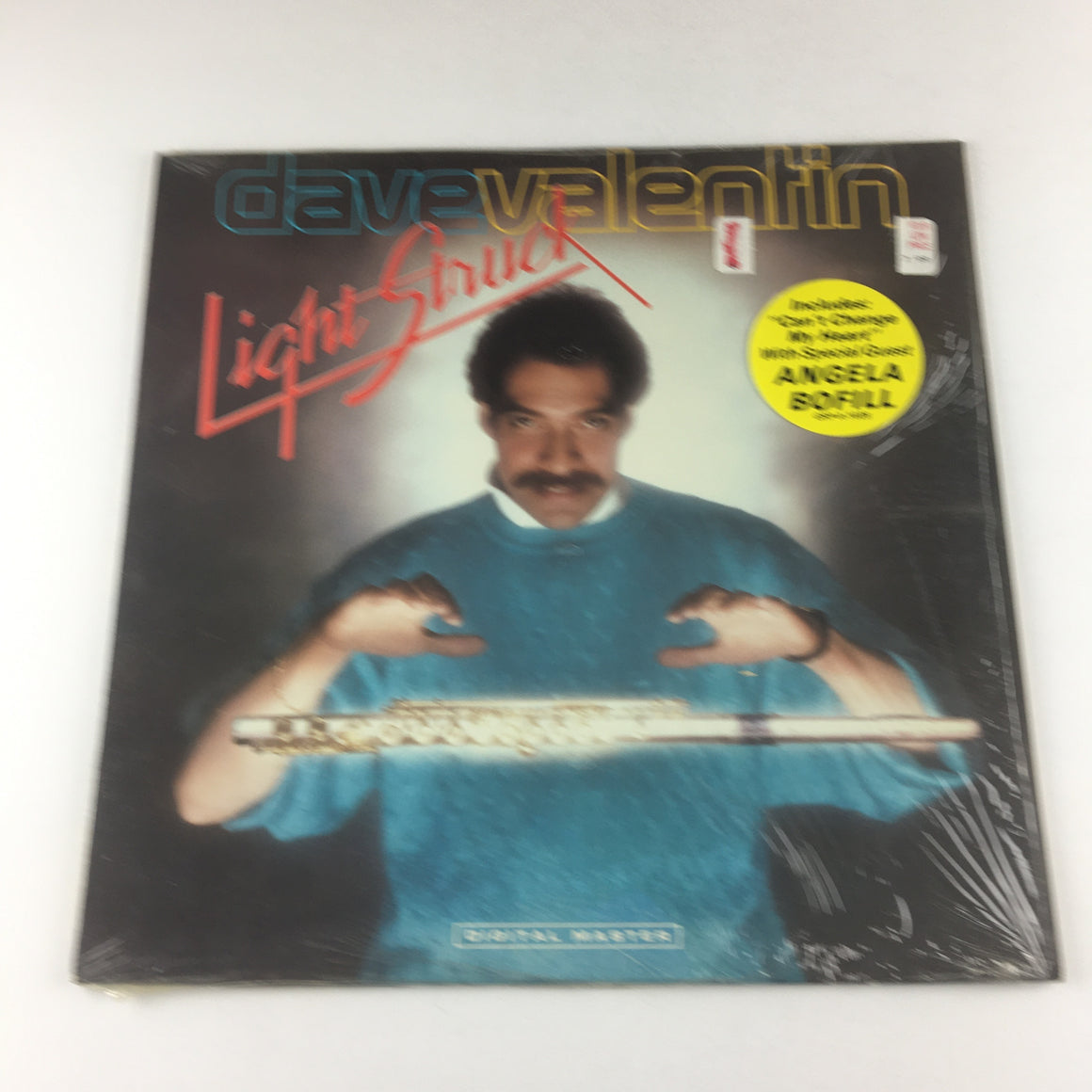 Dave Valentin Light Struck Used Vinyl LP VG GRP-A-1028