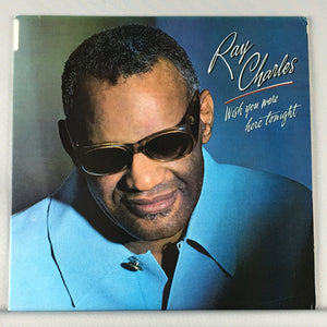 Ray Charles ‎– Wish You Were Here Tonight - Orig Press Used LP VG+ PC 38293