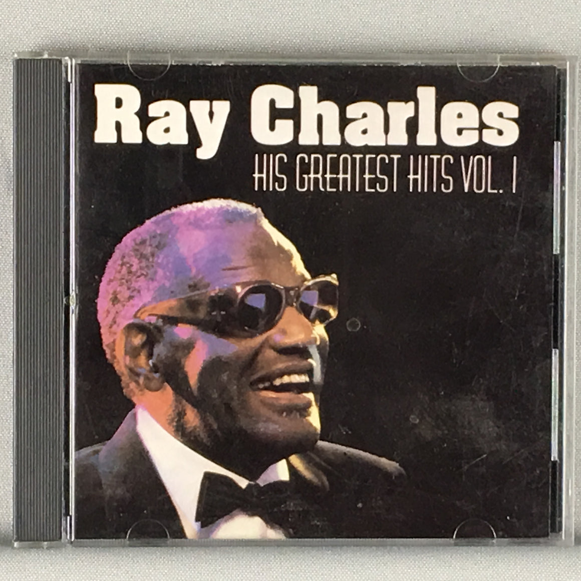 Ray Charles ‎– His Greatest Hits Volume 1 Used CD VG+ DZS-036