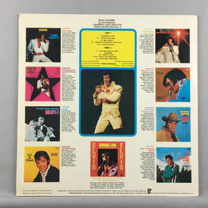 Elvis Presley ‎– Burning Love And Hits From His Movies, Vol. 2 - Used LP VG+ CAS-2595