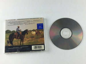 George Strait Lead On Used CD VG+ MCAD-11092