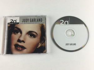 Judy Garland The Best Of Judy Garland Used CD VG+ MCAD-11952