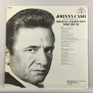 Johnny Cash And The Tennessee Two ‎– Original Golden Hits Volume II Used LP VG+