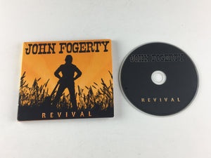 John Fogerty Revival Used CD VG+ FCD-30001