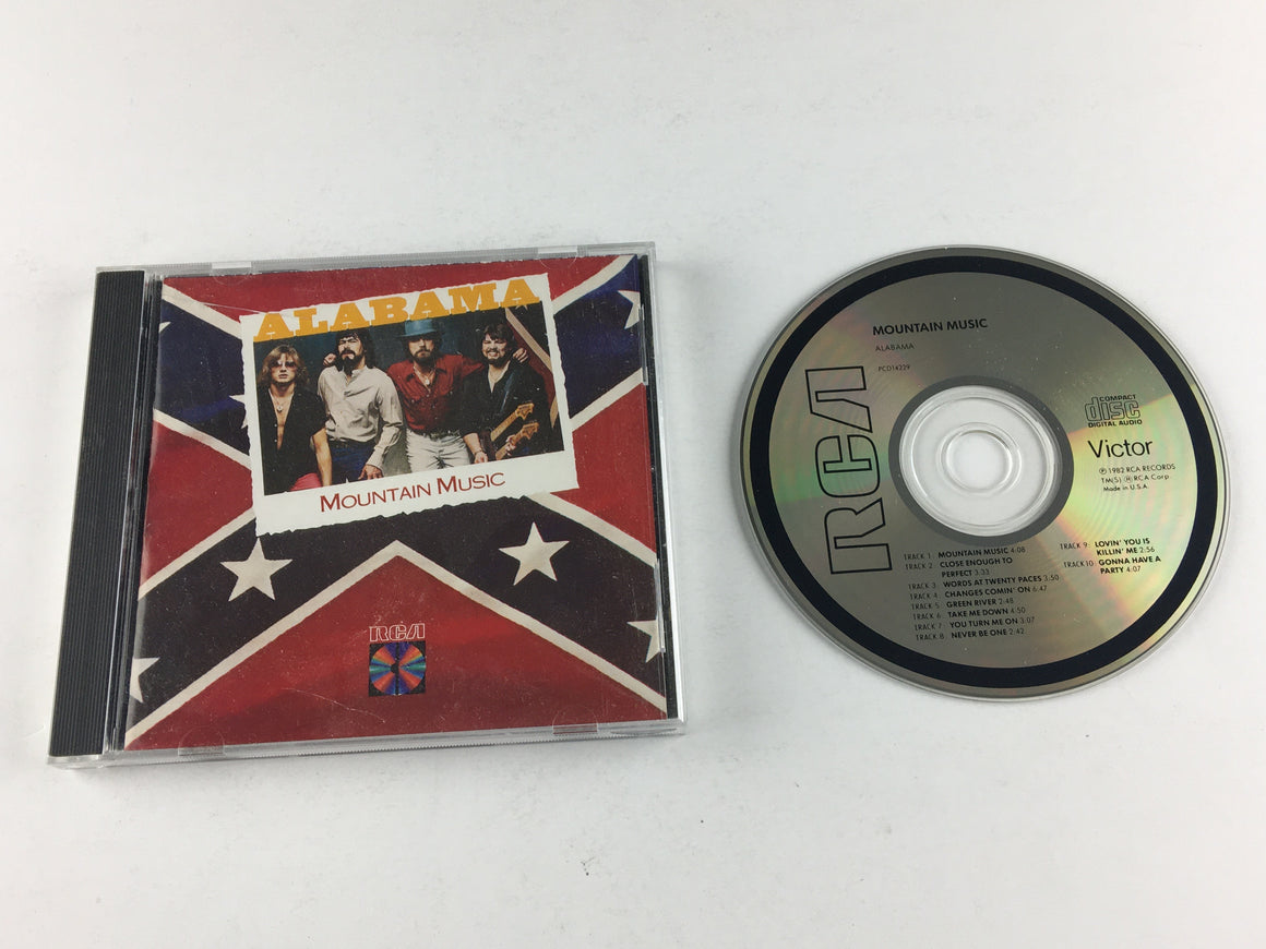 Alabama Mountain Music Used CD VG+ PCD14229-RE