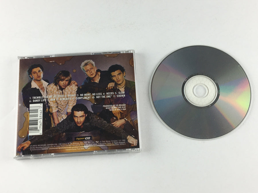 Collective Soul Dosage Used CD VG+ 83162-2