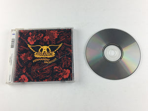 Aerosmith ‎– Permanent Vacation Used CD VG+ 493 096-2