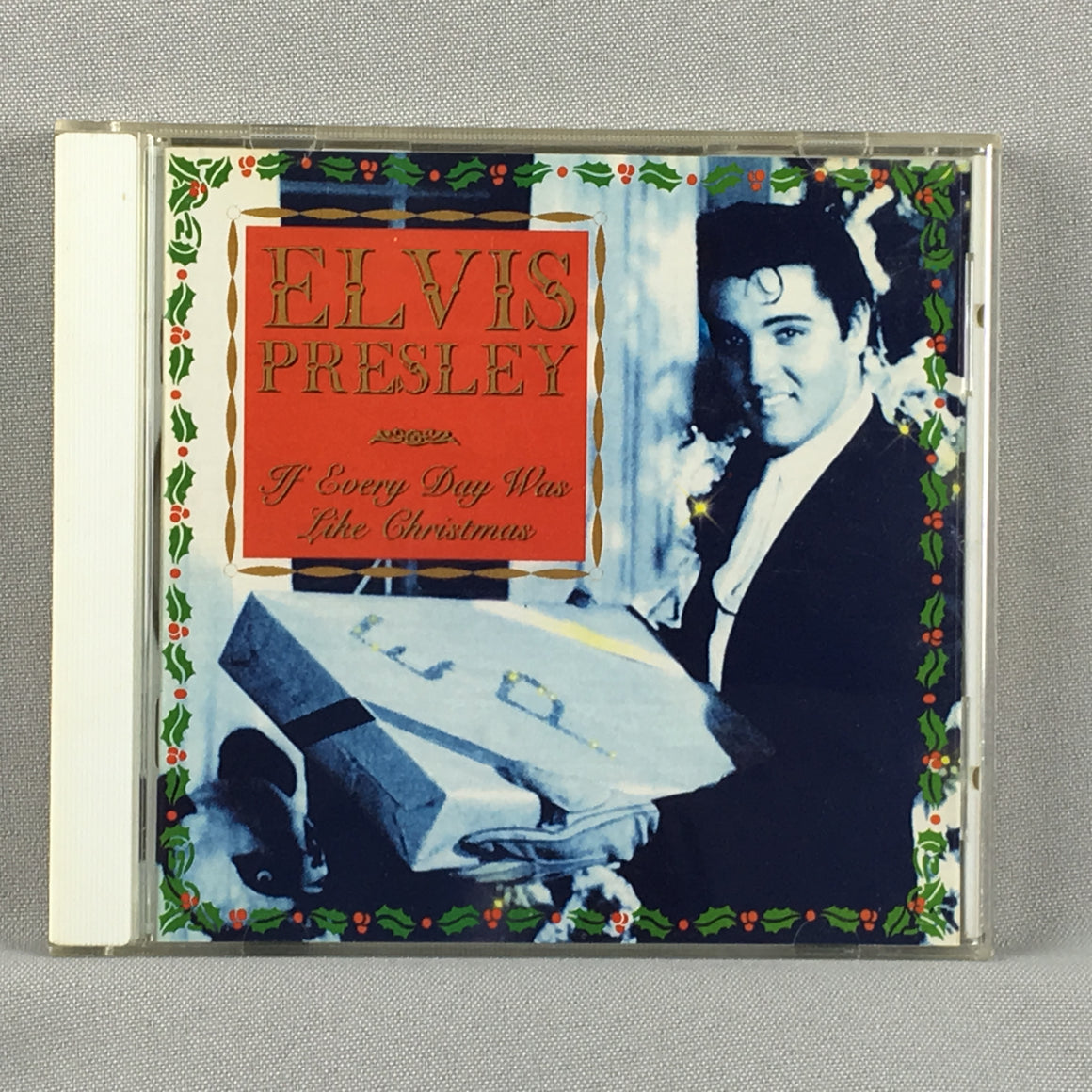 Elvis Presley ‎– If Every Day Was Like Christmas Orig Press Used CD VG+ BG2-66482