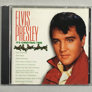 Elvis Presley ‎– It's Christmas Time Used CD VG+ 75517449312