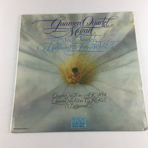 Guarneri Quartet Mozart Six Quartets Dedicated To Haydn Vol 3 - Quartet Used Vinyl LP NM\VG+ ARL1-1153