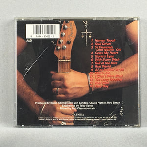 Bruce Springsteen ‎– Human Touch Orig Press Used CD VG+ CK 53000