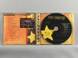 Bruce Springsteen & The E Street Band ‎– Live In New York City Used 2CD VG+