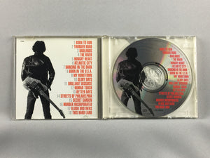 Bruce Springsteen ‎– Greatest Hits - Orig Press Used CD VG+ D105204