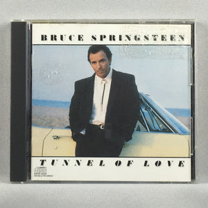 Bruce Springsteen ‎– Tunnel Of Love - Orig Press Used CD VG CK 40999