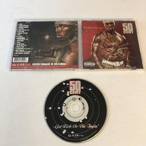 50 Cent Get Rich Or Die Tryin' Used CD VG+ 694935442