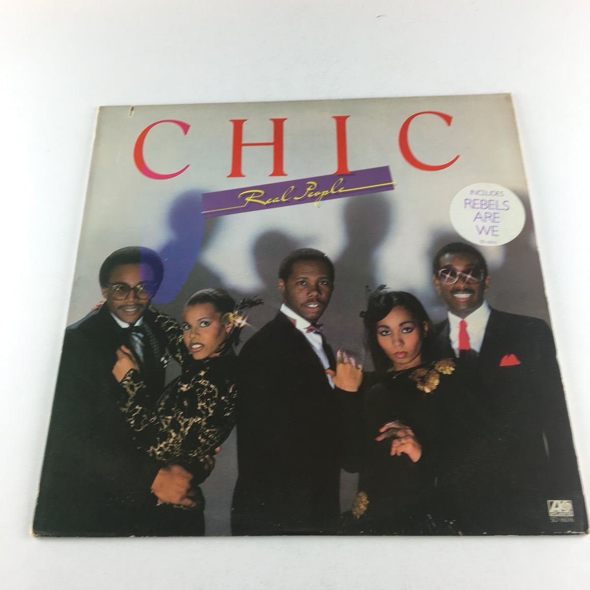 Chic Real People Used Vinyl LP VG+ SD 16016