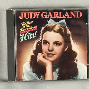 Judy Garland ‎– The Best Of The Decca Years, Vol. One - Hits! Used CD VG+ MCAD-31345