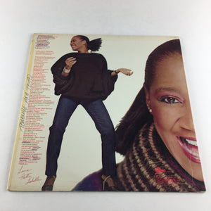 Patti LaBelle It's Alright With Me Used Vinyl LP VG JE 35772