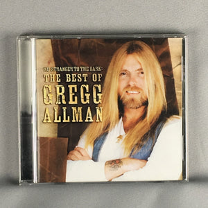 No Stranger To The Dark: The Best Of Gregg Allman Used CD VG+ EK 85742