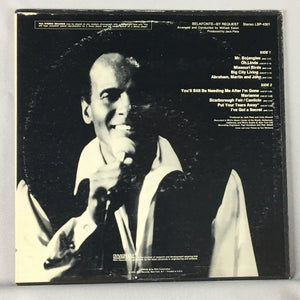 Harry Belafonte ‎– Belafonte - By Request Used LP VG+ LSP-4301
