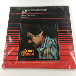 Dave Grusin Discovered Again! Used Vinyl LP NM\VG+ LAB-5