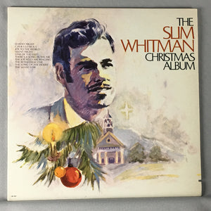 The Slim Whitman Christmas Album Used LP VG+ LM-1067