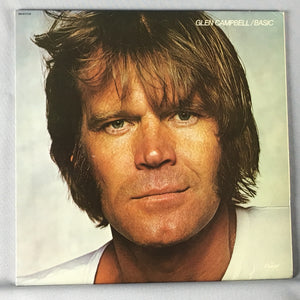 Glen Campbell ‎– Basic Orig Press Used LP VG+ SW 511722