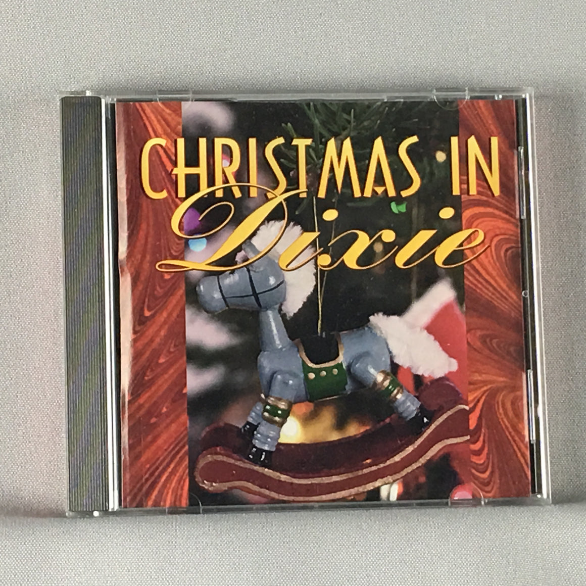 Christmas in Dixie Used CD VG+ 01742
