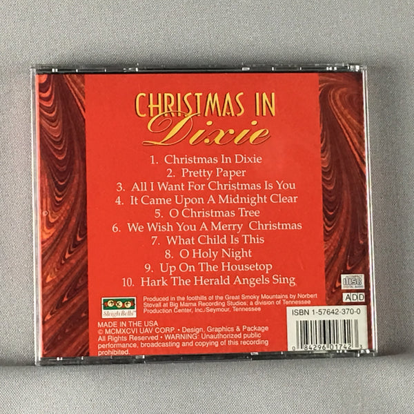 Christmas In Dixie.Christmas In Dixie Used Cd Vg 01742