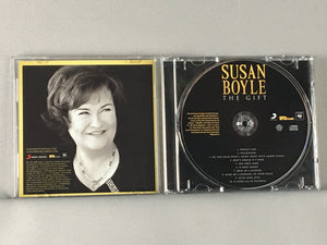 Susan Boyle ‎– The Gift Christmas Used CD VG+ 88697720772