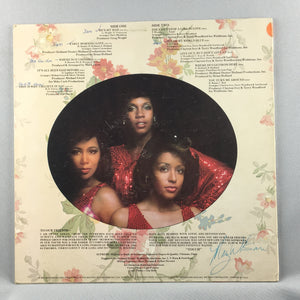 The Supremes ‎– The Supremes Orig Press Used LP VG  M6-828S1