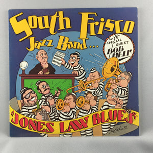 South Frisco Jazz Band  Jones Law Blues Orig Press Used LP VG+ SOS 1103