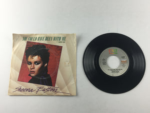 "Sheena Easton You Could Have Been With MeUsed 45 RPM 7"" Vinyl VG A-8101"