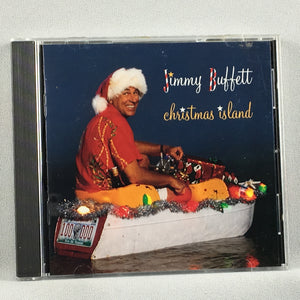 Jimmy Buffett ‎– Christmas Island Used CD VG+ MCAD-11489