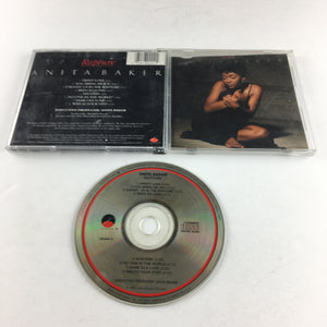 Anita Baker Rapture Used CD VG 9 60444-2, 60444-2