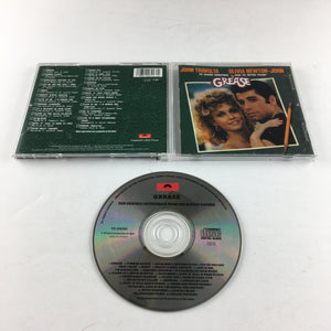 Various Grease (The Original Soundtrack From The Motion Picture) Used CD VG+ P2 25095, P2-25095