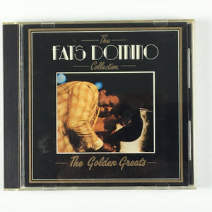 The Fats Domino Collection - 20 Golden Greats Import Used CD VG+ 5030-2