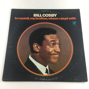 Bill Cosby To Russell, My Brother, Whom I Slept With Used Vinyl LP VG+ WS 1734