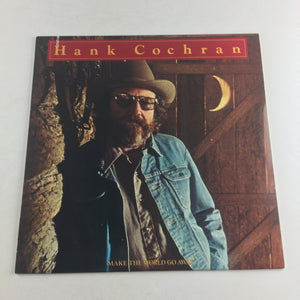 Hank Cochran Make The World Go Away Used Vinyl LP VG+ 6E 277