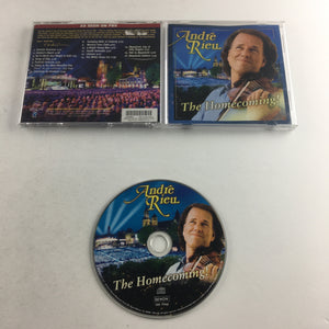 Andre Rieu The Homecoming! Used CD VG+ COZ 17613