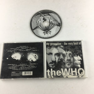 The Who My Generation - The Very Best Of The Who Used CD VG+ MCAD-11462